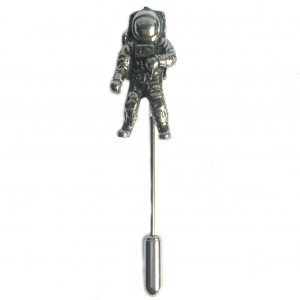 Astronaut Lapel Stick Pin