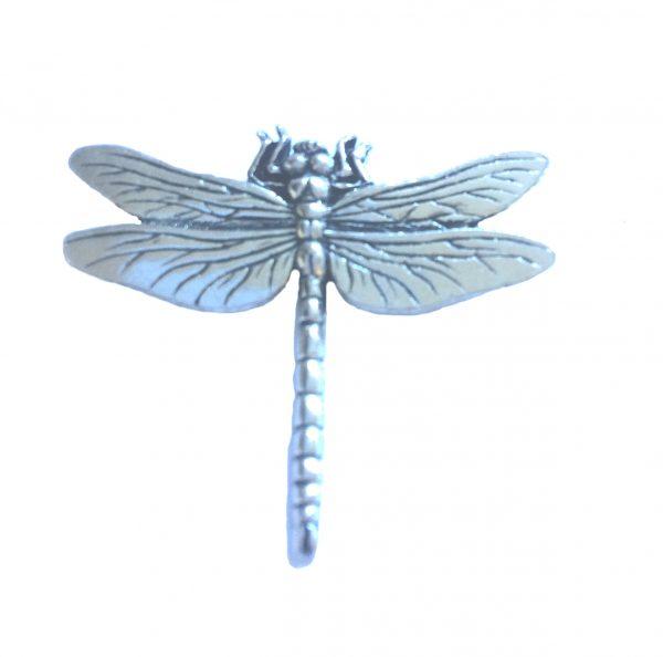 Dragonfly Lapel Pin Badge