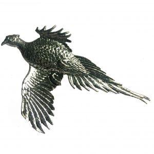 Large Pheasant Scarf Ring