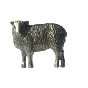 Sheep Scarf Ring