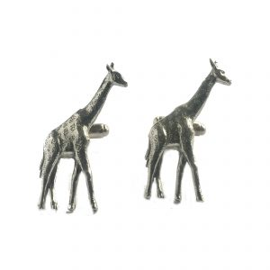 Giraffe Cufflinks