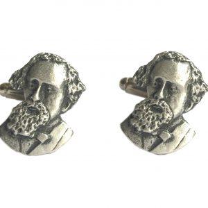 Charles Dickens Cufflinks