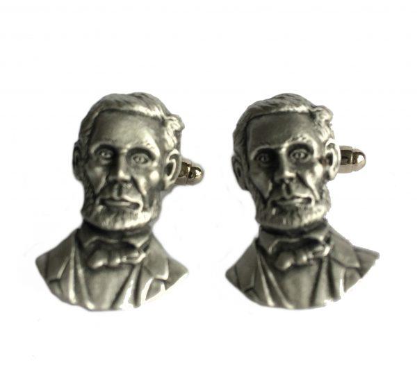 Abraham Lincoln Cufflinks
