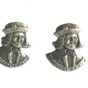 King Richard III Cufflinks