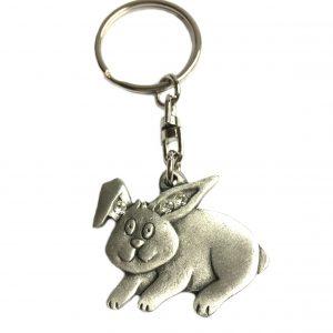 Rabbit Keyring
