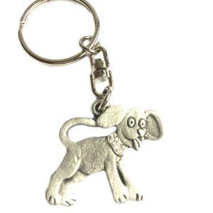 Dog Keyring