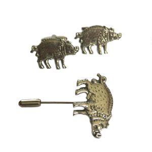 King Richard lll White Boar Gift Set
