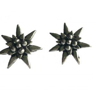 Edelweiss Cufflinks
