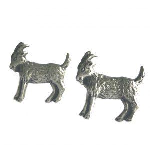Goat Cufflinks