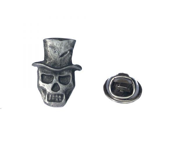 Baron Samedi Pin Badge