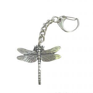 Dragonfly Keyring