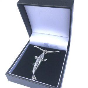 Koi Carp Necklace
