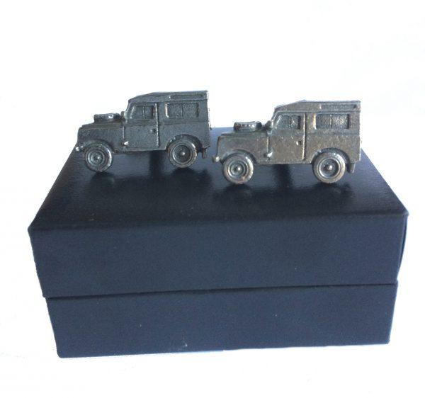 4x4 SUV Cufflinks