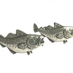 Cod Cufflinks