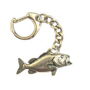 Largemouth Bass Keyring