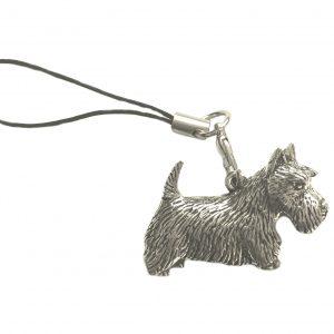 Scottish Terrier Phone/Bag/Zip Charm