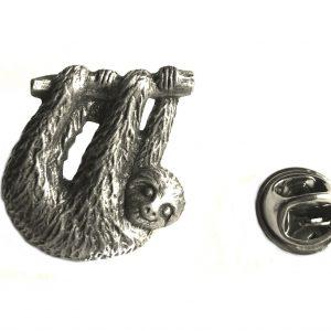 Sloth Pin Badge