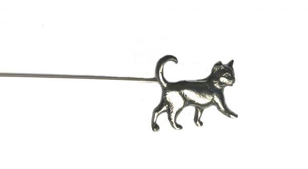 Cat Hat Pin